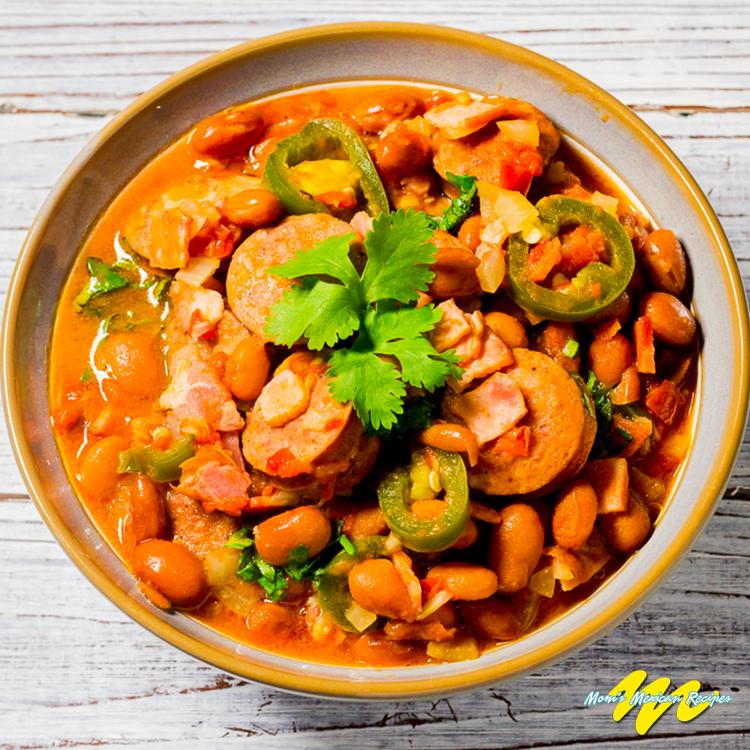 Charro Beans Recipe