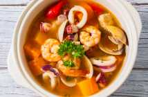 Mexican Seafood Soup Recipe
