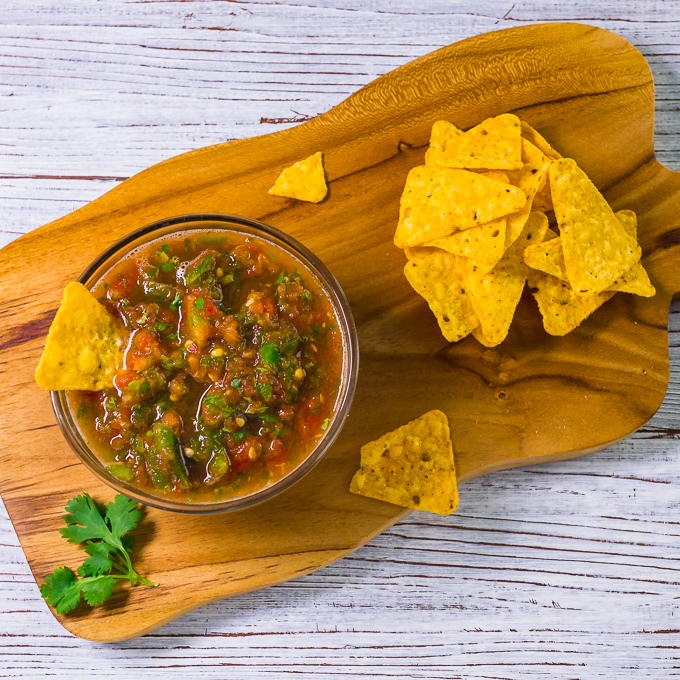 Mexican Salsa Sauce Recipe