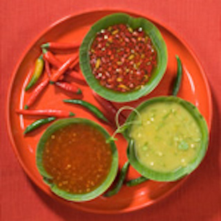 salsa and sauces
