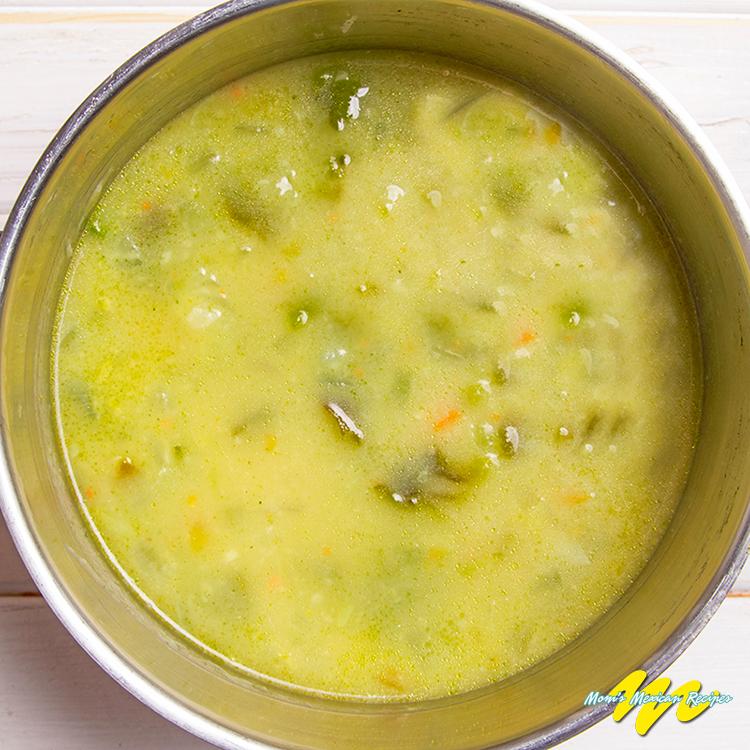 Cooking Roasted Poblano Soup Recipe Roasted Poblano Soup Recipe