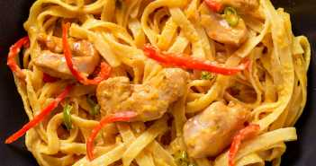 Mexican Chicken Pasta Recipe