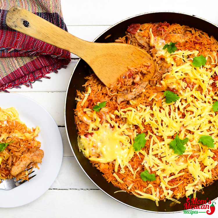 Mexican Chicken Rice Recipe