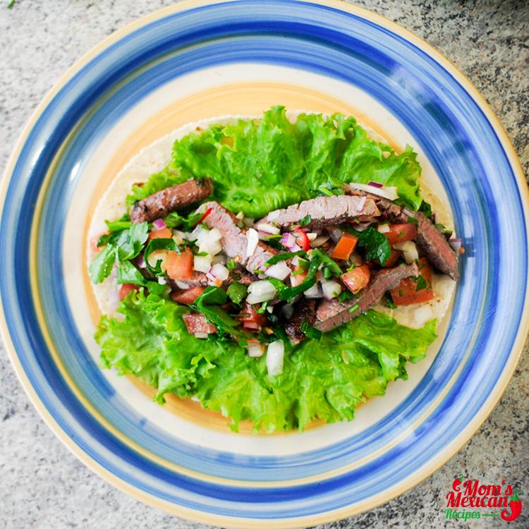 Tacos Carne Asada Final