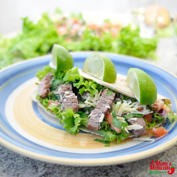 Tacos Carne Asada Recipe