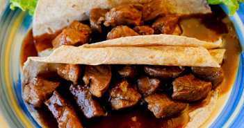 Red Chile and Pork Stew Recipe