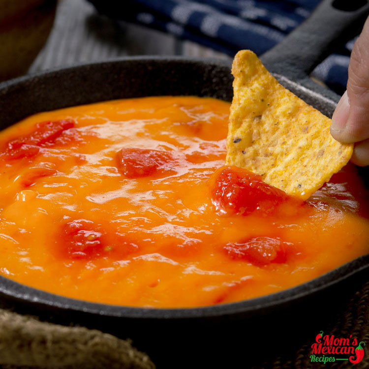 Traditional Yellow Queso Recipe