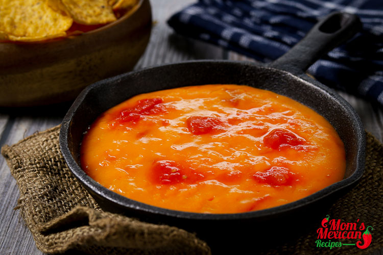 Traditional Yellow Queso