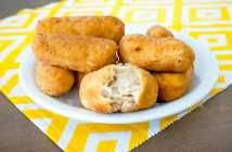 Croquetas de Pollo Recipe Full