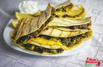 Beef Quesadillas Featured