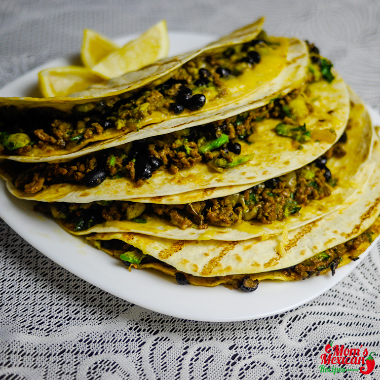 Beef Quesadillas Recipe Final